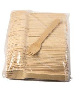 Wooden Fork Pack