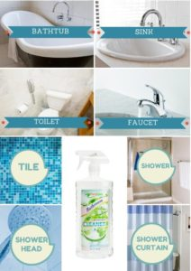 Pure Care Natural Non-Toxic Bathroom Cleaner_usages