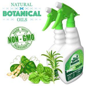 Mantis non-GMO insecticide