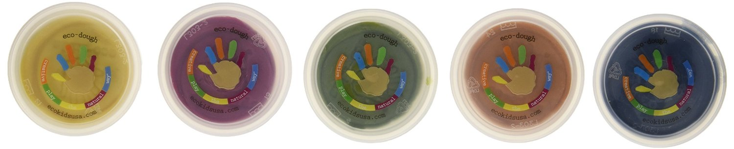 eco-kids organic play dough