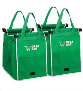 Grab Bag Reusable Grocery Bag