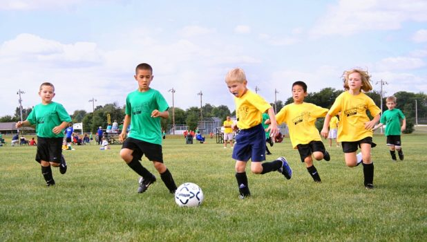 Why Is It Important To Practice Sport From Early Ages?