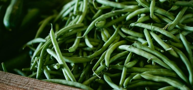 Green Is The New Color Trend For Food