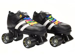 Riedell RW Volt Rainbow Skates