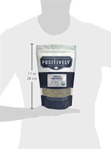 Positively Tea LLC. Organic Pinhead Gunpowder Green Tea