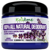 Deodorant Without Chemicals To Protect Your Skin And Keep It Healthy