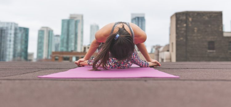 Natural Yoga Mat To Enjoy Your Exercises And Protect The Environment