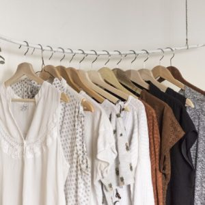 Eco-friendly Coat Hangers To Organize Your Closet In A Green Way