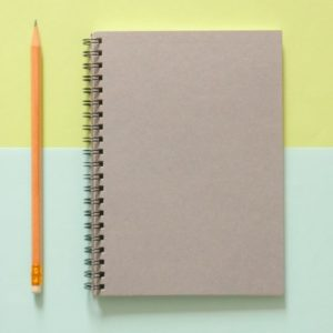 Notebooks Made From Recycled Materials To Protect Trees And Forests