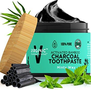 Brushing Teeth With Charcoal Powder – Whiten Up Your Smile