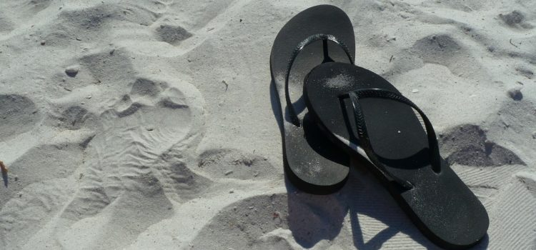 Flip-Flops Made From Recycled Tires – Comfy Eco-Friendly Shoes