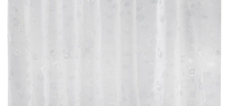 Environmentally Friendly Shower Curtain – What Do You Need For A Healthy Shower?