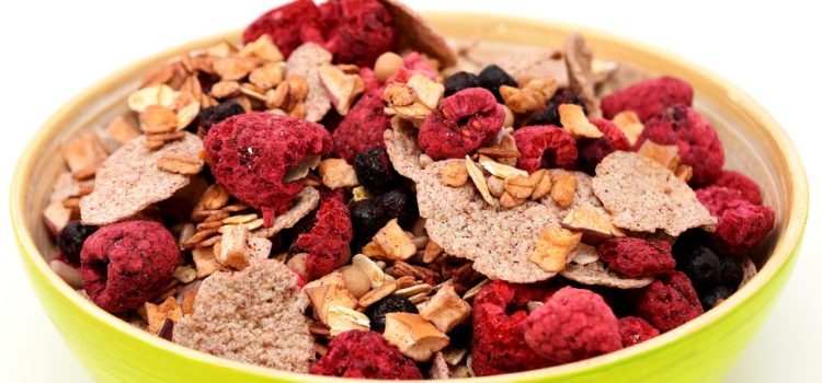 Gluten-Free Cereal Breakfast – Start Your Day Healthily!