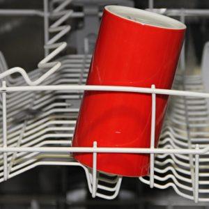 High-Efficiency Dishwasher - Get Sparkling Dishes Efficiently