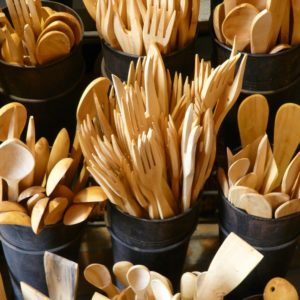 Bamboo Disposable Cutlery - Make Your Kitchen Eco-Friendly