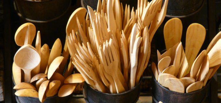 Bamboo Disposable Cutlery – Make Your Kitchen Eco-Friendly
